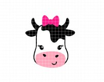 Funny cows clip art Product Image 3
