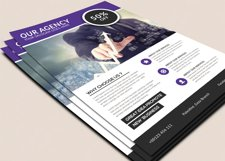 Agency Flyer Product Image 2