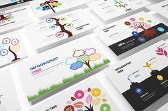 Tree Infographic Powerpoint Template Product Image 3