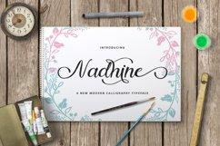 Nadhine Script Product Image 1