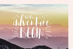 Home Spring // Handwritten Font Product Image 6