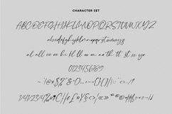 Raliscka Handwritten Script Font Product Image 4