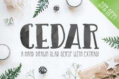 Cedar Font Product Image 1