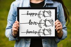 Wedding, Rose SVG, Love SVG. Valentine, Valentines SVG, Product Image 2