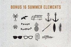 15 Summer Logo Labels & Badges Bundle Product Image 4