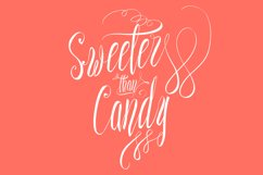 Sweeter than Candy Script Product Image 1