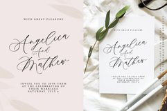 Letters & Roses / Luxury Script Product Image 4