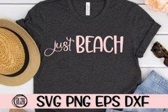 BEACH BUNDLE - 18 DESIGNS - Beach SVG PNG EPS DXF - VOL 5 Product Image 4