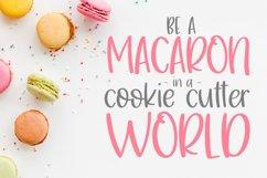 Caramel Macaron Product Image 3