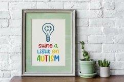 Autism Quotes svg bundle Product Image 10