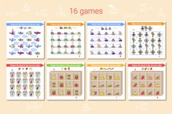 Activities. Games for kids. Product Image 2