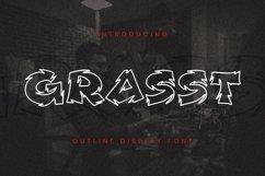 Web Font Grasst Font Product Image 1