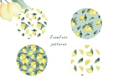 Watercolor Lemon Product Image 3