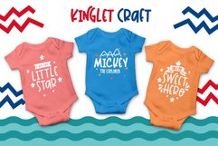 Kinglet - Cute Font Duo With Extras Product Image 3