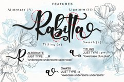 Rabitta - Modern Calligraphy Product Image 4