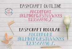 Easycraft Font Product Image 2