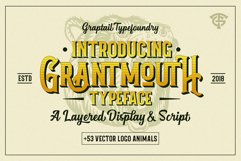 Grantmouth Font Duo Extras Product Image 1