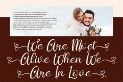 Darinella - Beautiful Script Font Product Image 4