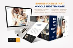 Business - Consultant Finance Google Slide Template Product Image 1