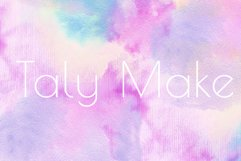 Abstract watercolor gradient texture backgrounds Product Image 3
