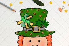 Leprechauns st patricks, sublimation designs Product Image 2