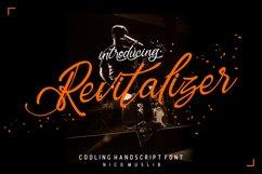 Revitalizer Modern Script Product Image 1