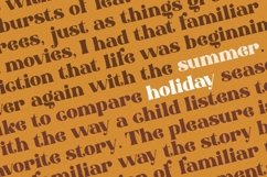 Summer Holiday - Classic Display Product Image 5