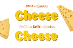 Butter Layer - 4 Fonts Product Image 4
