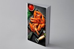 20 Photos Delicious cooked crayfish. Backgrounds. Product Image 2