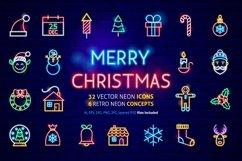 Christmas Neon Product Image 1