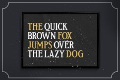 Etherion - Vintage Display font Product Image 6