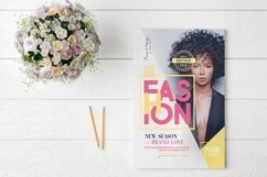 Fashion Show Flyer Template Product Image 3