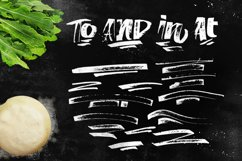 ITALIANO Brush Font +Extras Product Image 5