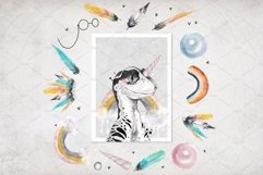 BABY DINOS watercolor set Product Image 4