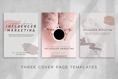eBook-Workbook Hybrid Canva template | Sandy Product Image 2