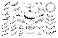 Botanical magic flower decor collection Product Image 3
