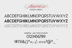America Font Duo Product Image 6