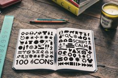 Script Calm  100 Elements  Bonus Product Image 3