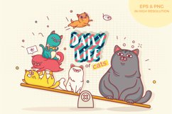 Daily Life Of Cats Product Image 1