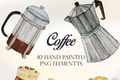 Coffee Clip Art Product Image 3
