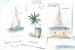 Cruise Watercolor collection Product Image 3