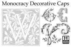 Monocracy Decorative Caps Product Image 3