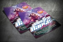 ELECTRO PARTY DANCE FLYER|Summer Festival Flyer Product Image 3