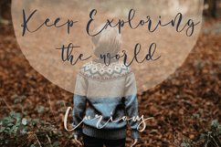 Hoomanist Natural Handwritten Font Product Image 2