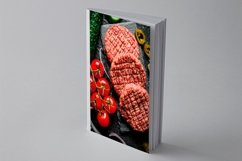 20 Photos Raw burgers. Cooking of beef Burger patties. Product Image 2