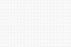 Set of dotted seamless patterns. Product Image 4