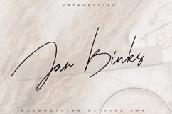 Jar Binks Latin & Cyrillic Product Image 1