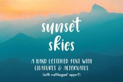8 Hand Lettered Fonts Bundle, Script Monoline Skinny Sans Product Image 16