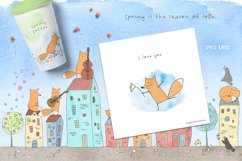 Cute Vector&Watercolor graphics Product Image 4