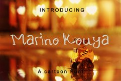Marino Kouya Product Image 1
